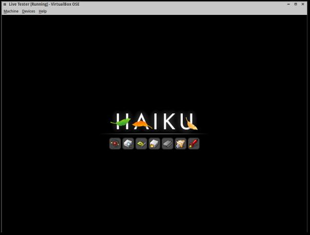 Screenshot-Live Tester [Running] - VirtualBox OSE